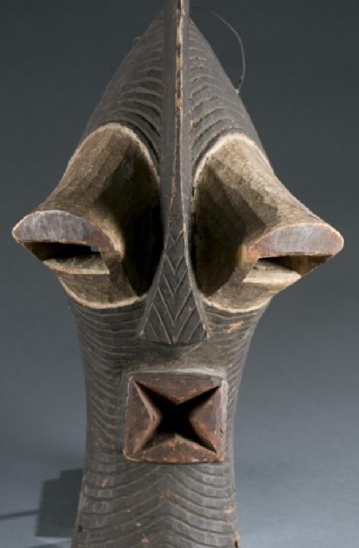 Kifwebe style mask. 20th century. - 2