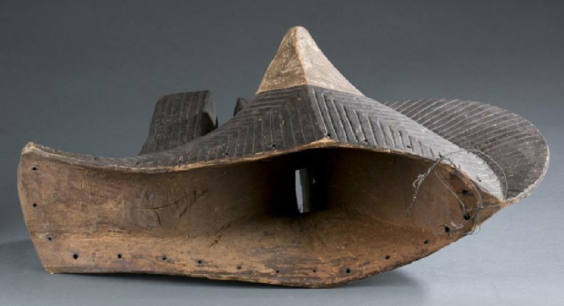 Kifwebe style mask. 20th century. - 4