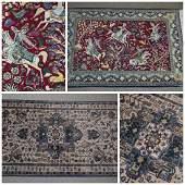 2 Persian tribal rugs c20th century