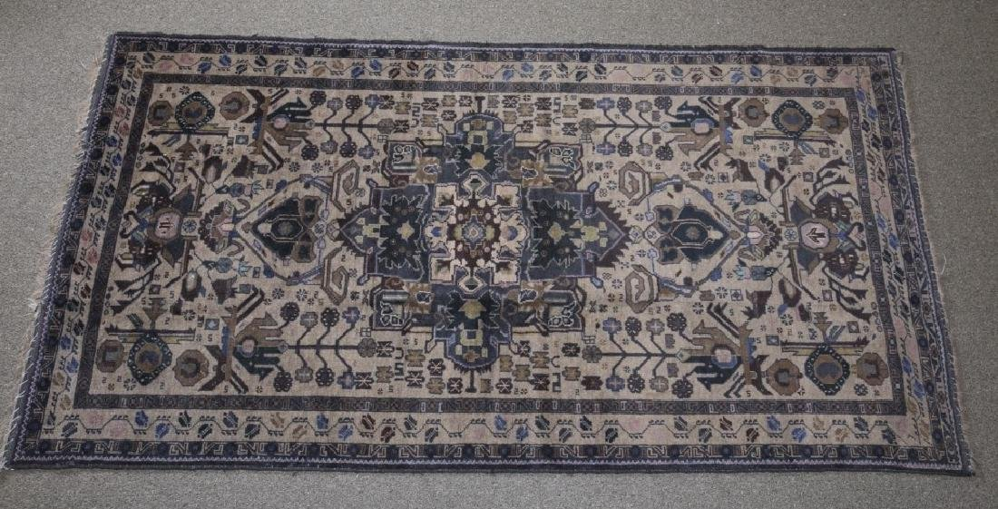 2 Persian tribal rugs. c.20th century. - 2