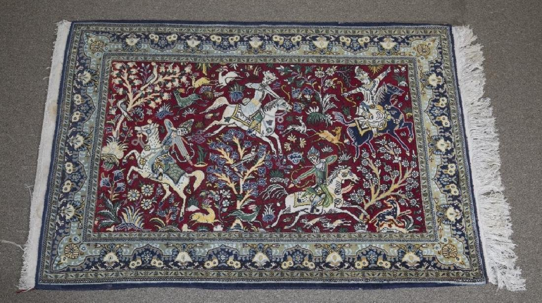 2 Persian tribal rugs. c.20th century. - 6