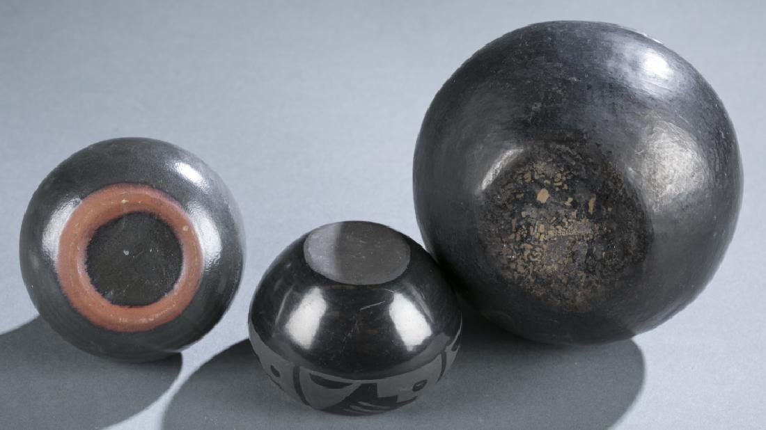 6 Native American style objects. c.20th century. - 2