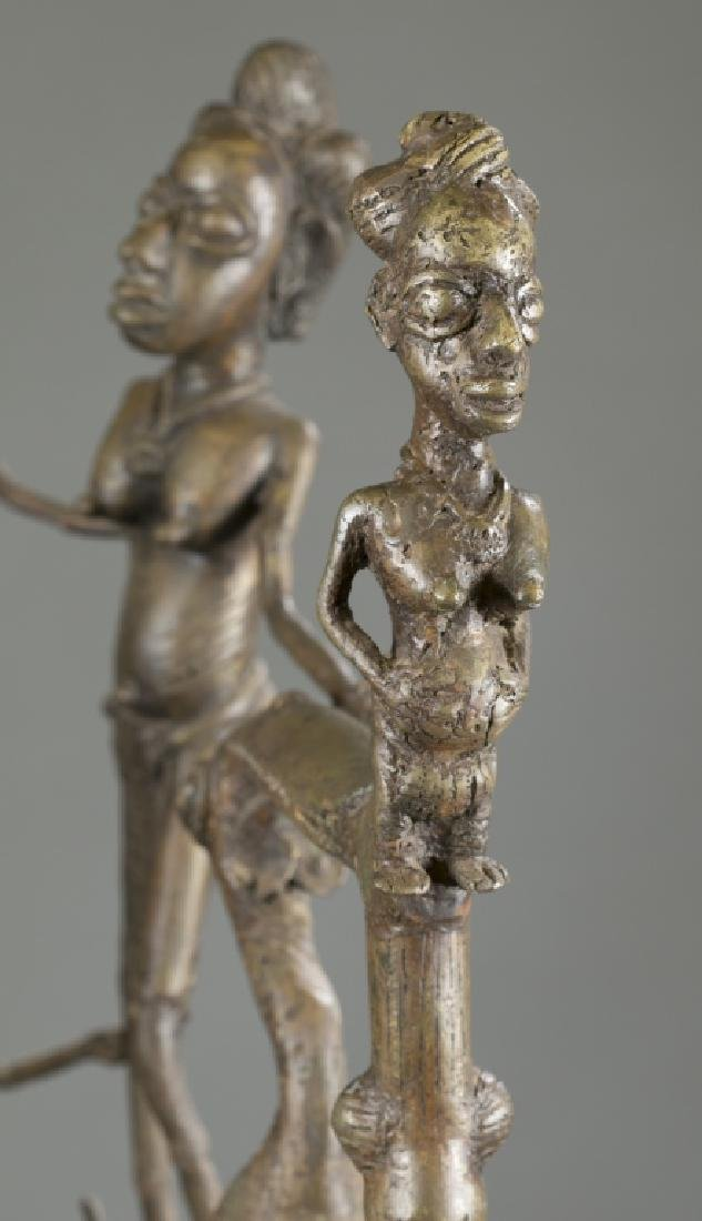 2 Cameroon style objects. c.20th century. - 6