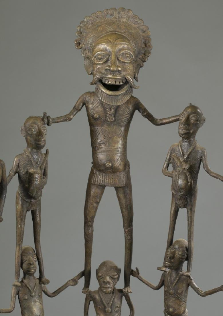 2 Cameroon style objects. c.20th century. - 7