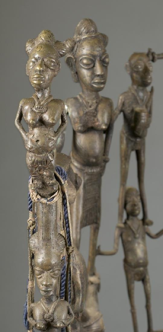 2 Cameroon style objects. c.20th century. - 8