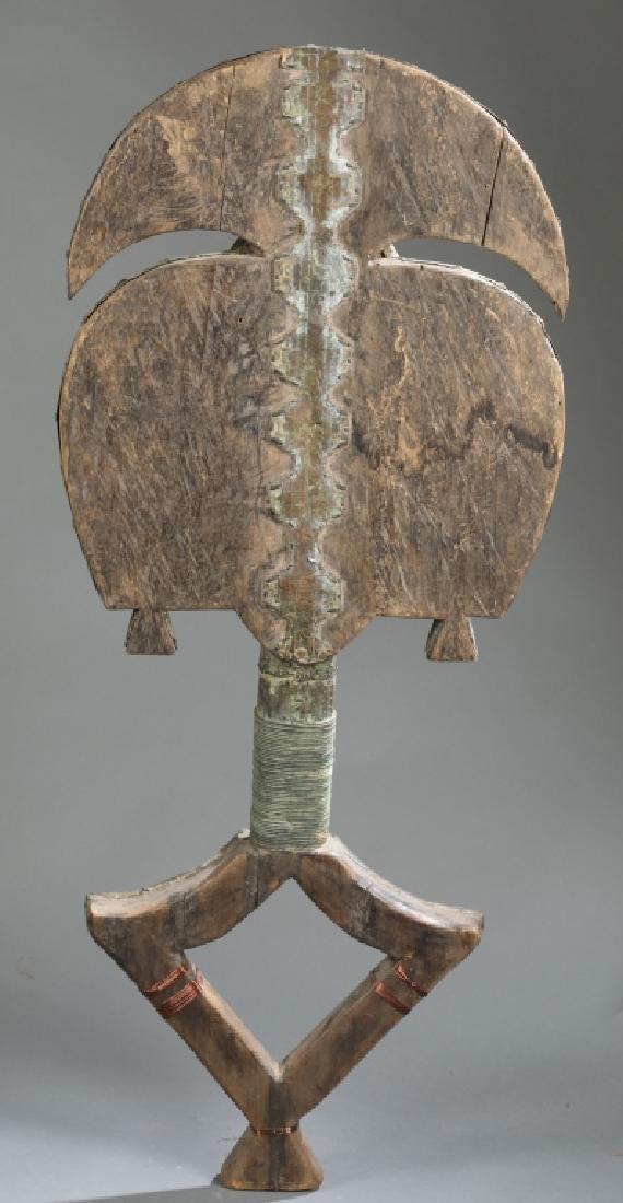 2 Kota reliquary objects. c.20th century. - 7