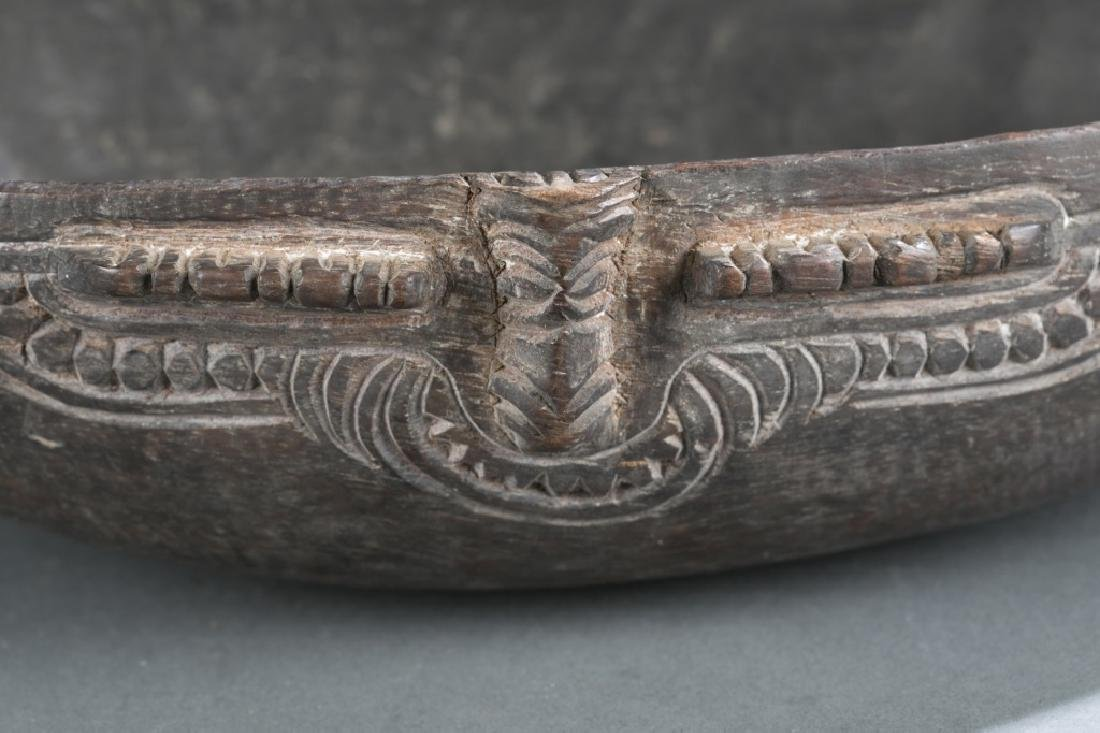 3 Sepik River style objects. c.20th century. - 6