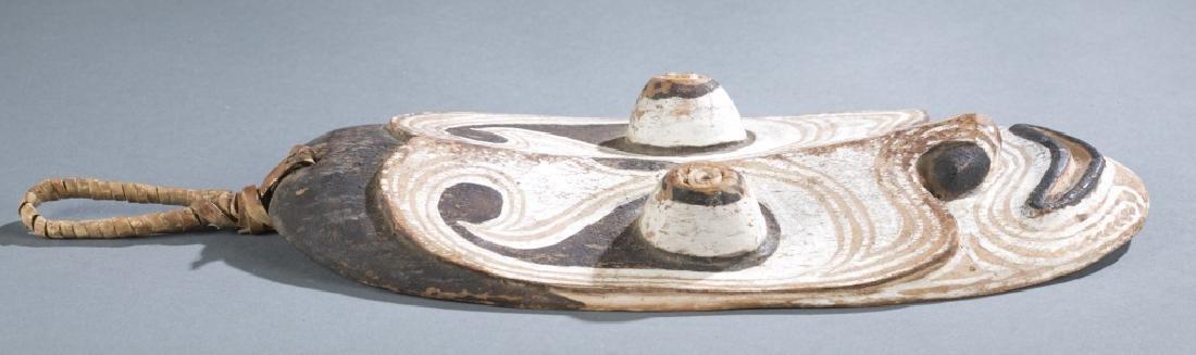 4 Sepik River style masks. c.20th century. - 2