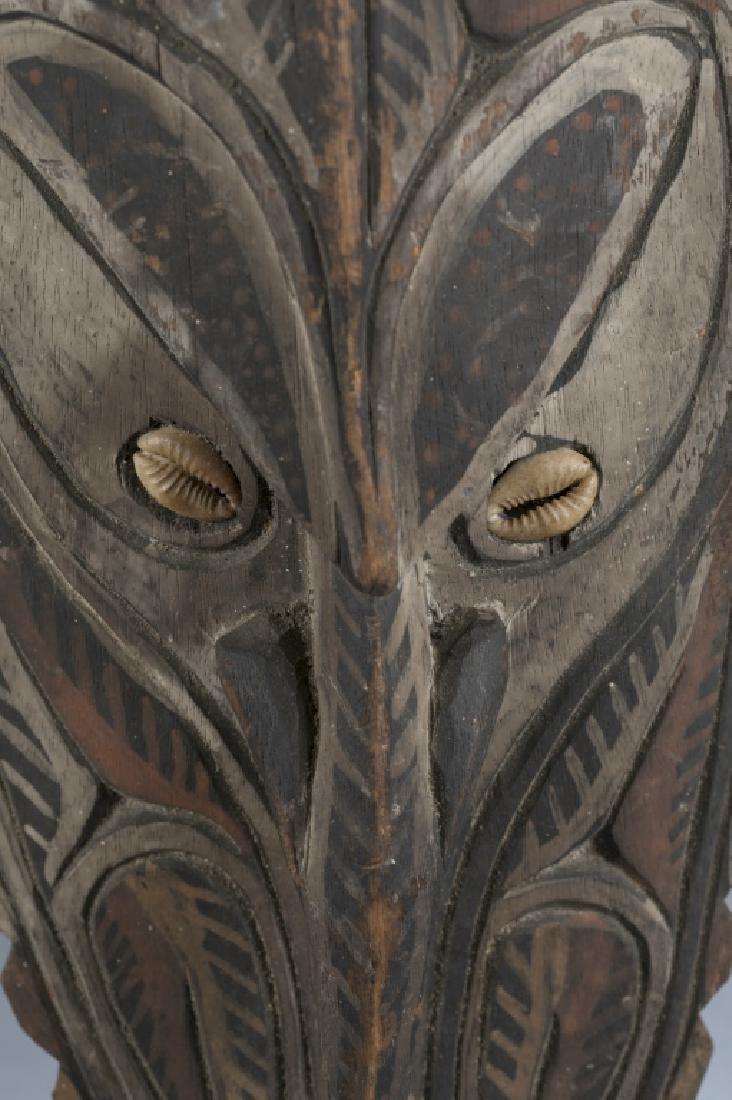 4 Sepik River style masks. c.20th century. - 3