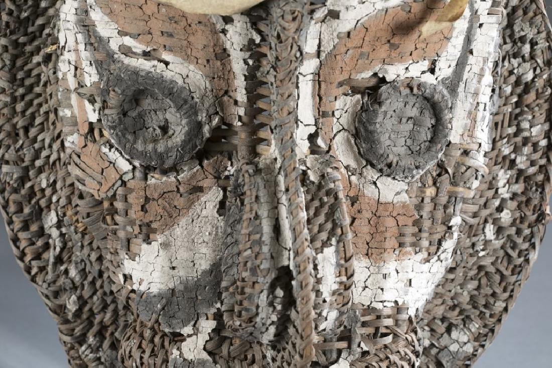 4 Sepik River style masks. c.20th century. - 5