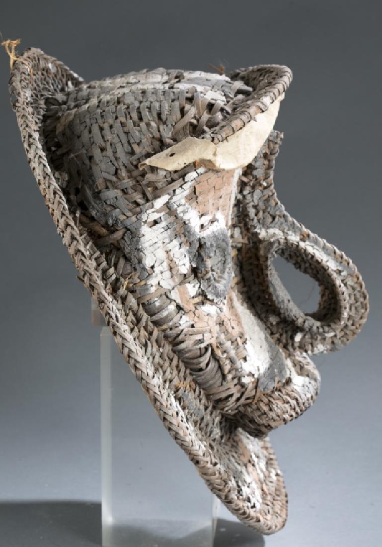 4 Sepik River style masks. c.20th century. - 6