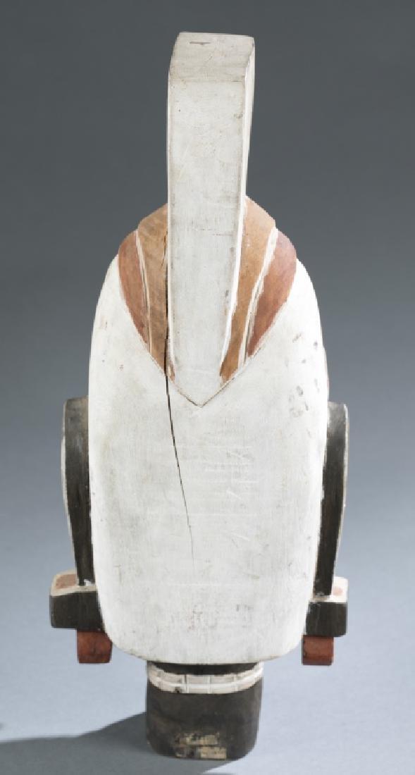 4 Sepik River style masks. c.20th century. - 8