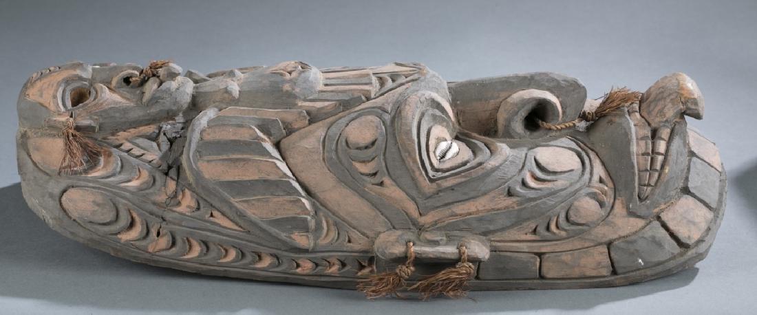 3 Sepik River style masks. c.20th century. - 3