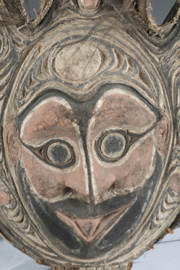3 Sepik River style masks. c.20th century. - 4
