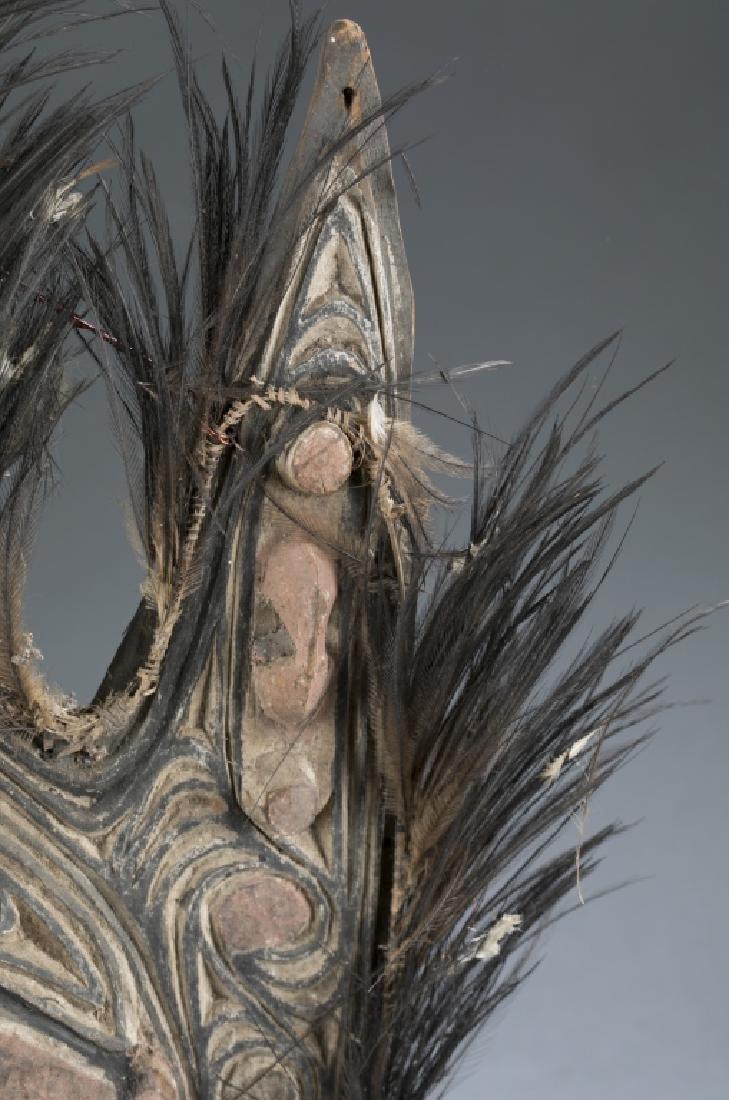 3 Sepik River style masks. c.20th century. - 5