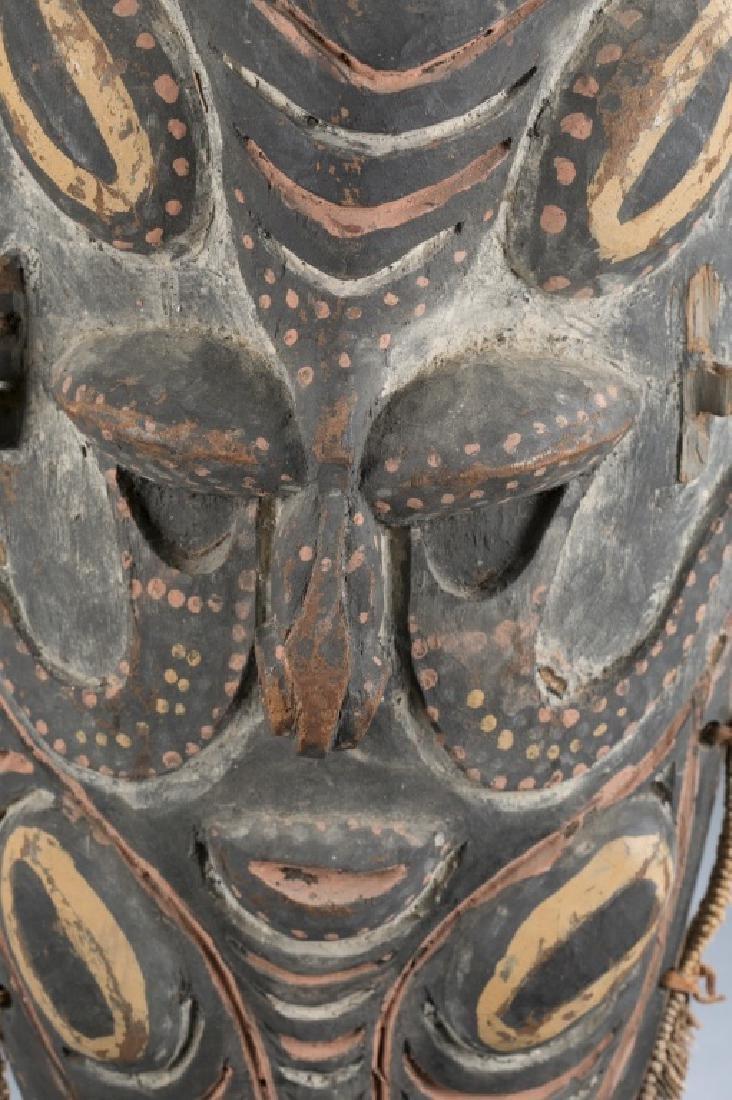 3 Sepik River style masks. c.20th century. - 6