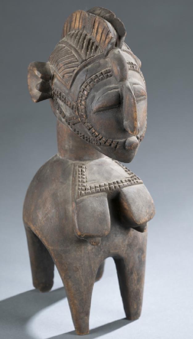 Nimba style shoulder mask, Guinea.