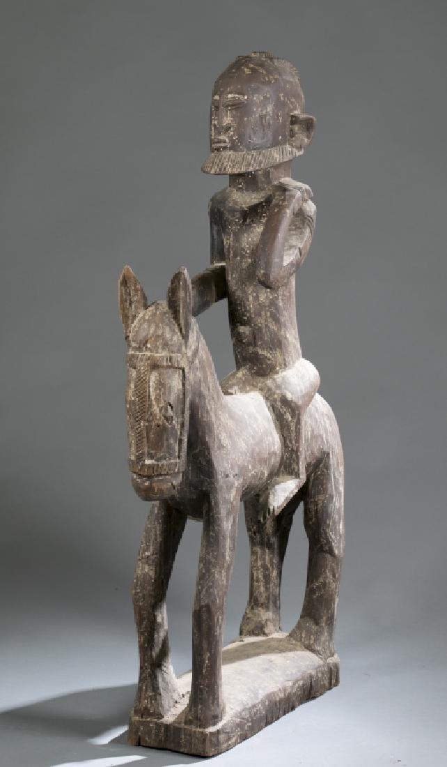 2 Dogon style figures. c.20th century. - 2
