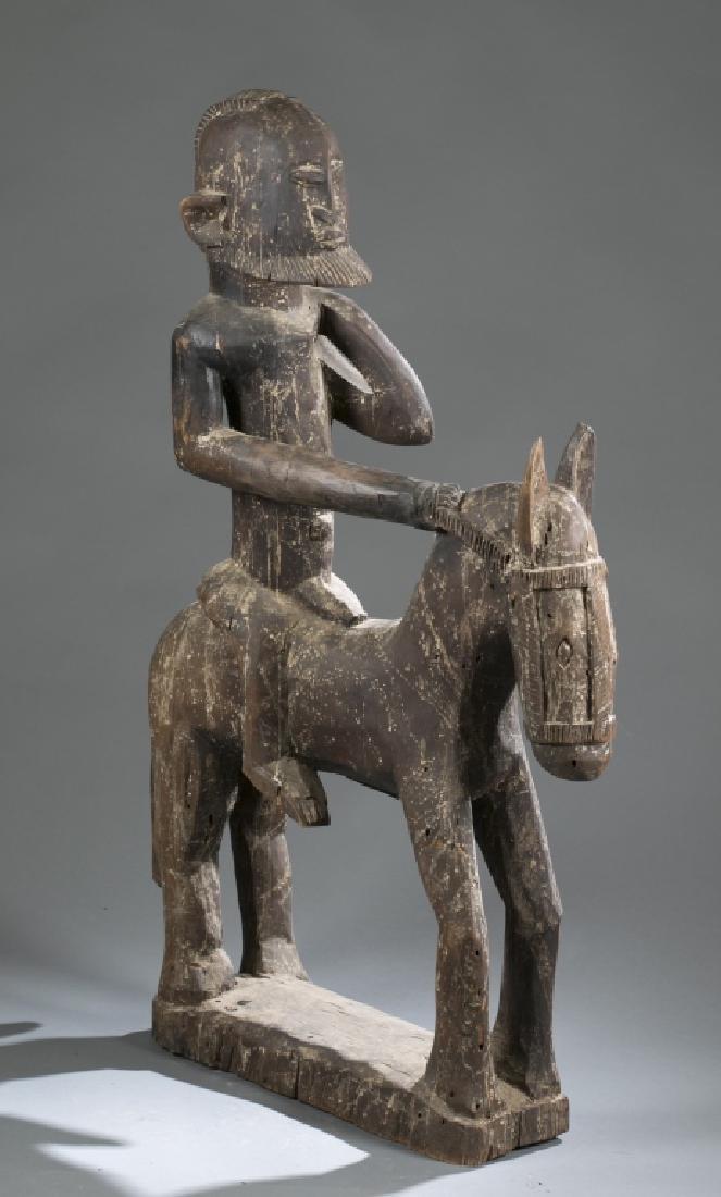 2 Dogon style figures. c.20th century. - 3