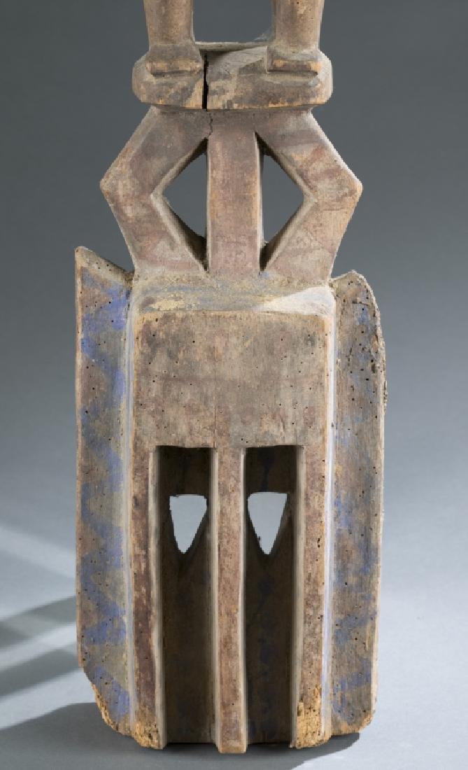 2 Dogon style figures. c.20th century. - 5