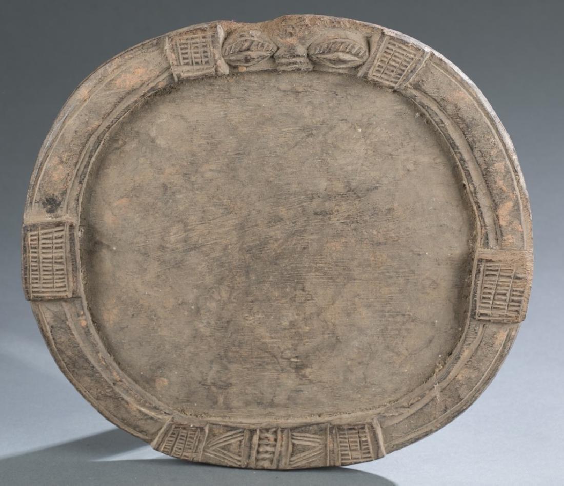 2 Yoruba divination objects. c.20th century. - 2