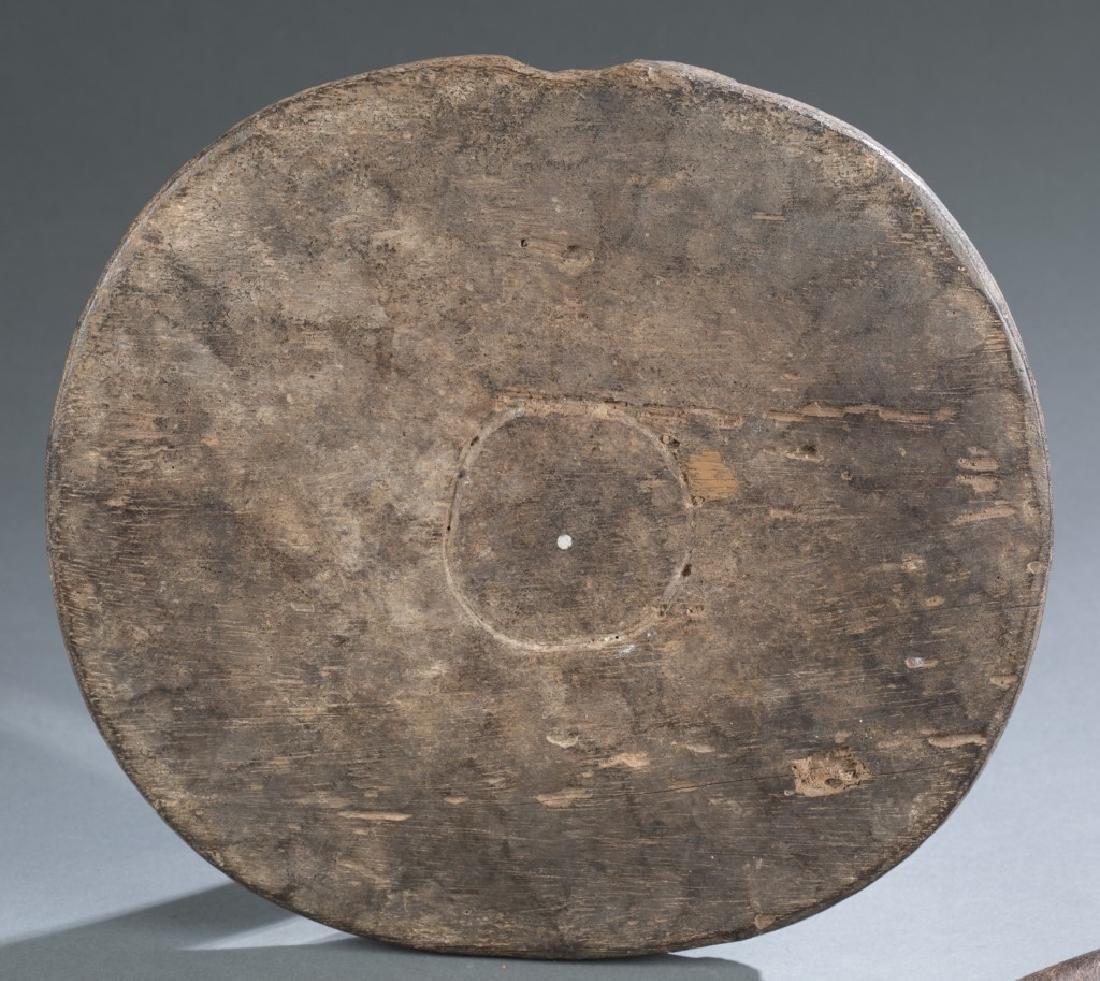 2 Yoruba divination objects. c.20th century. - 4