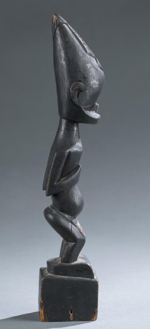 4 West Africa style figures. c.20th century. - 6