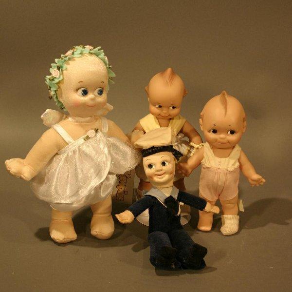 6054 Kewpie dolls