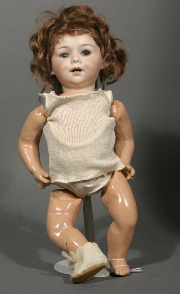 669: Early 20th century Armand Marseille character baby