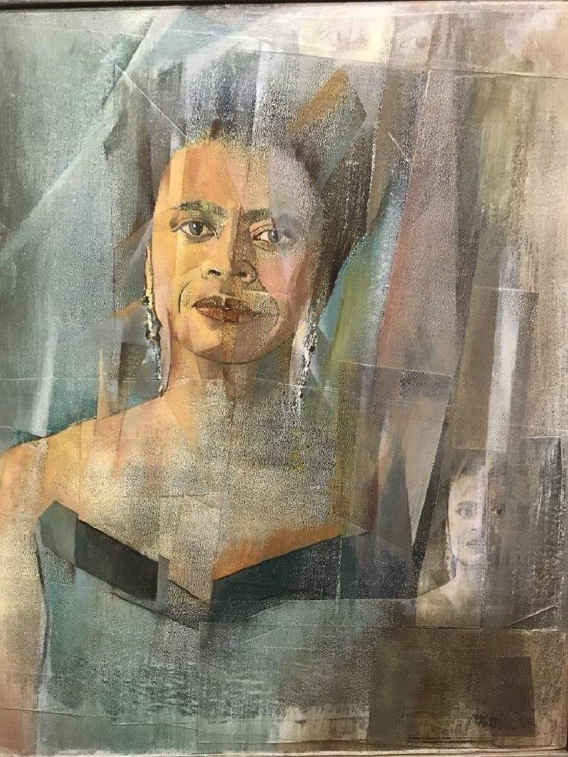 Portrait of Jewell Jackson McCabe (Activist).