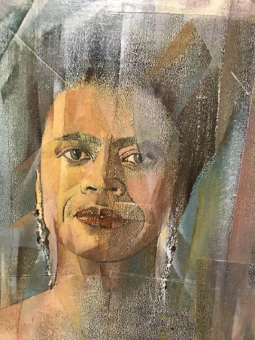 Portrait of Jewell Jackson McCabe (Activist). - 2