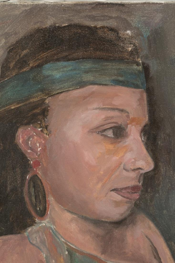 Two portraits of Women. - 4