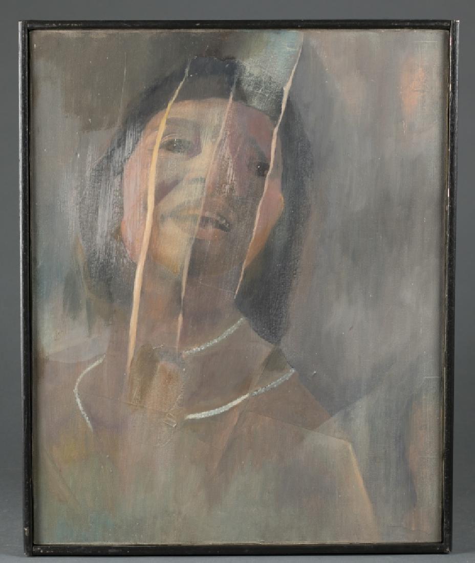 Portrait of Marian Anderson (Opera Singer).