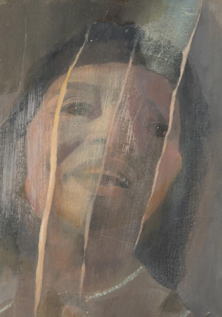 Portrait of Marian Anderson (Opera Singer). - 2