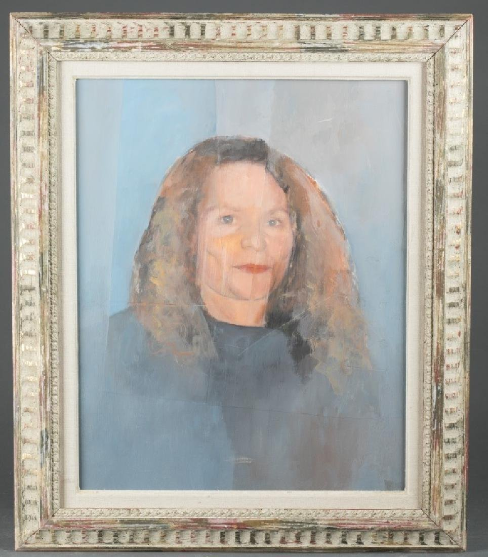 "Portrait of ""Lady Paulta""."