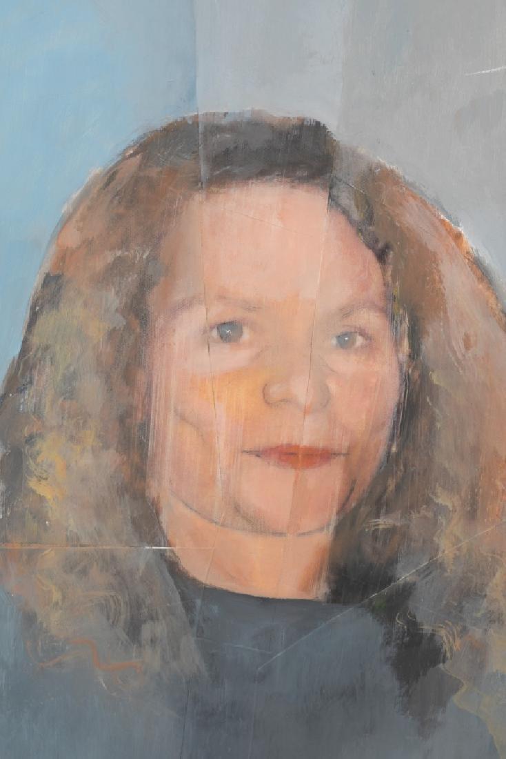 "Portrait of ""Lady Paulta"". - 2"