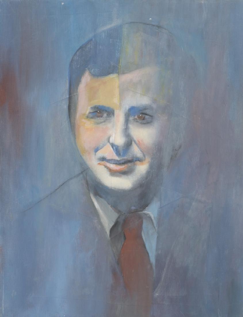 Portrait of Vice President Dan Quayle.