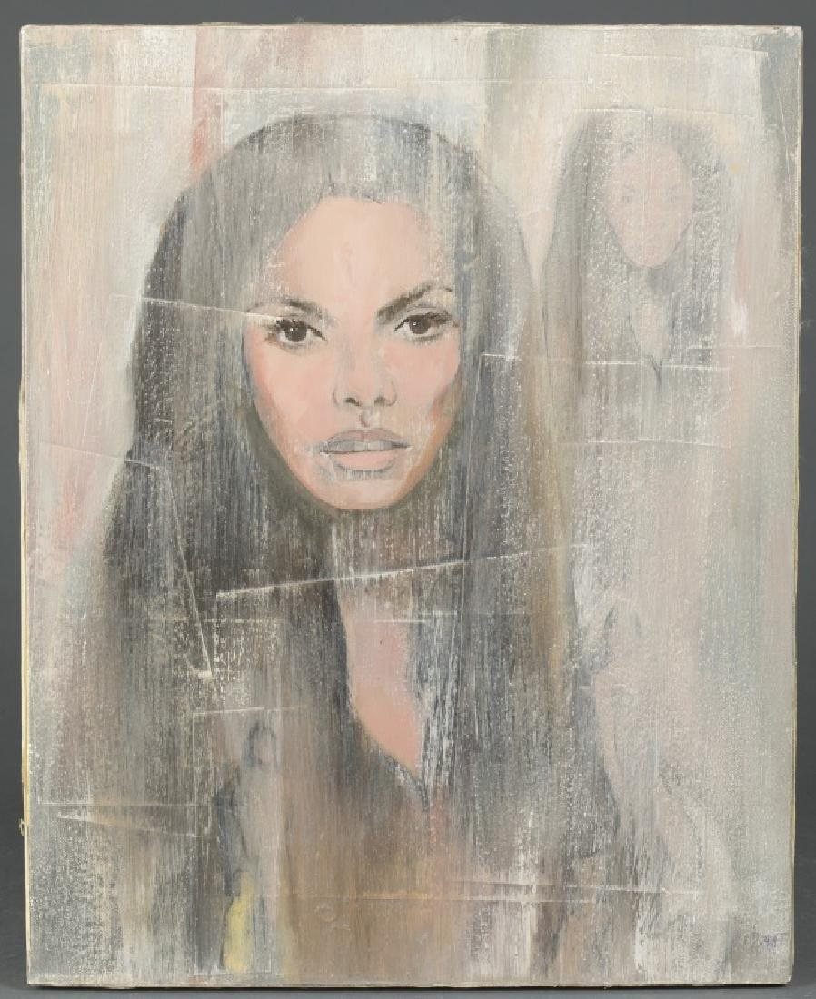 Portrait of Donna Summer.