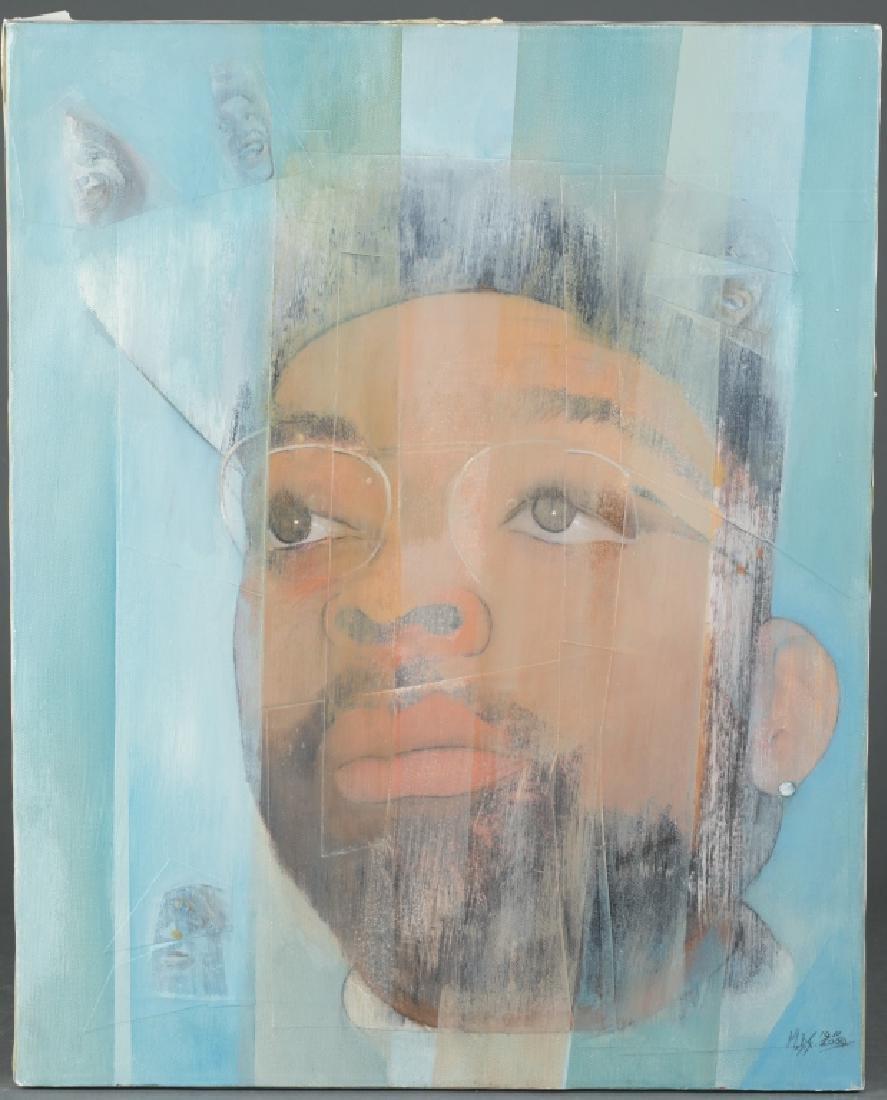 Portrait of O'Shea Jackson Sr. (Songwriter).