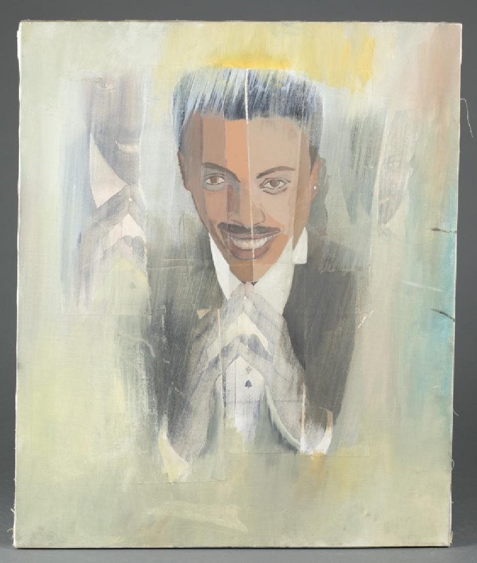 Portrait of Billy Eckstine (Singer & Band Leader).
