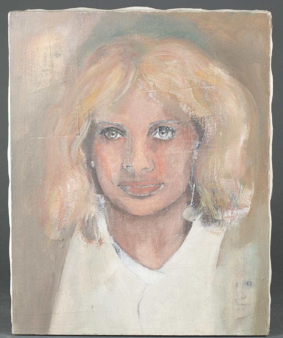 Portrait of Betty Friedan (Writer & Activist).