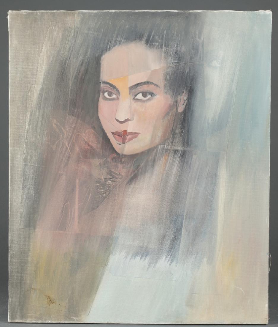 Portrait of Diana Ross (Singer).