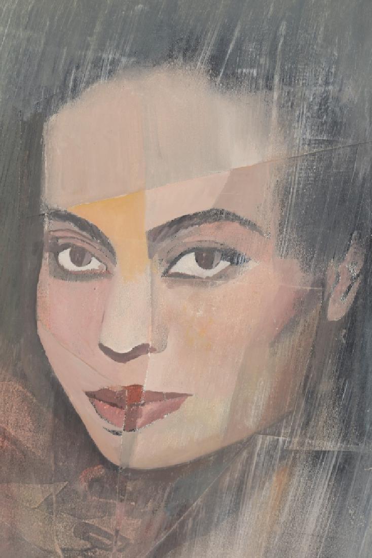 Portrait of Diana Ross (Singer). - 2