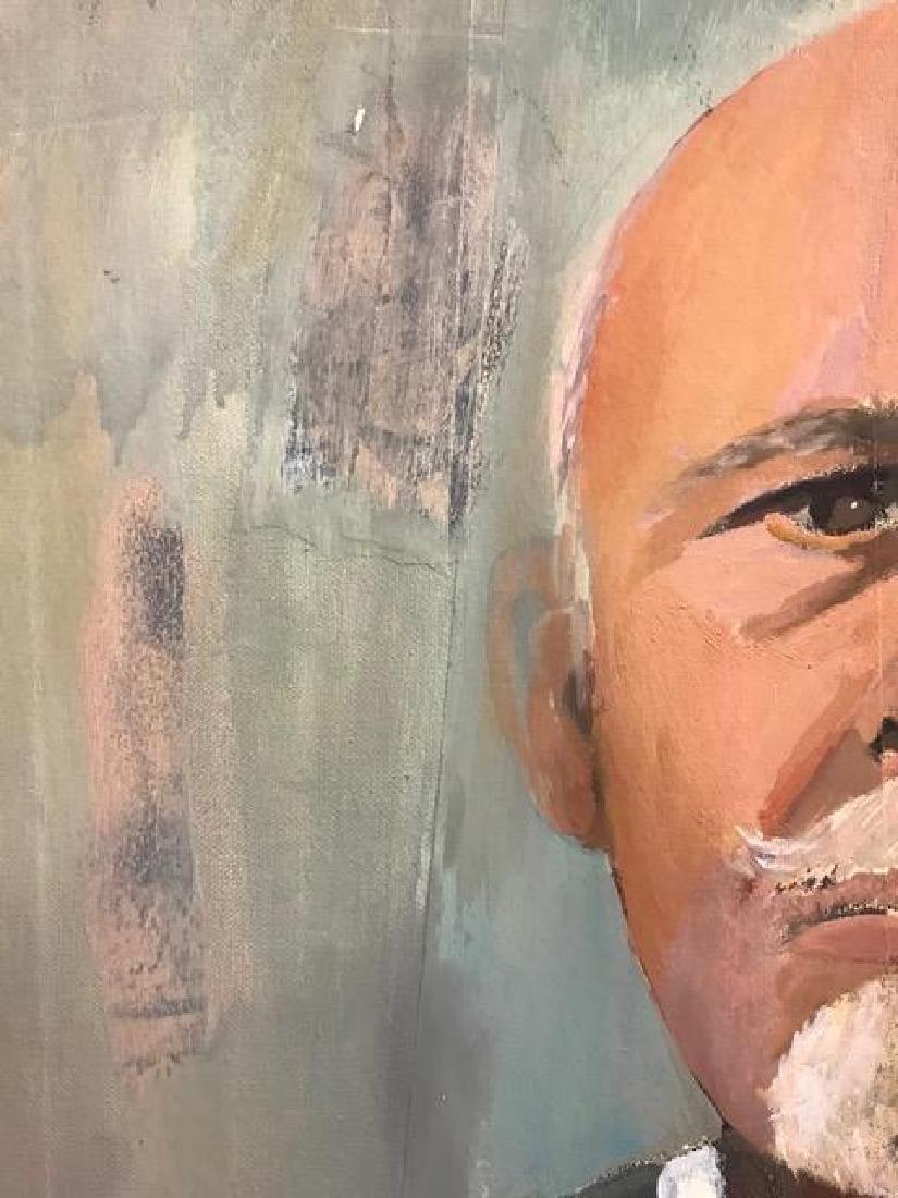 Portrait of W.E.B. Du Bois. - 2