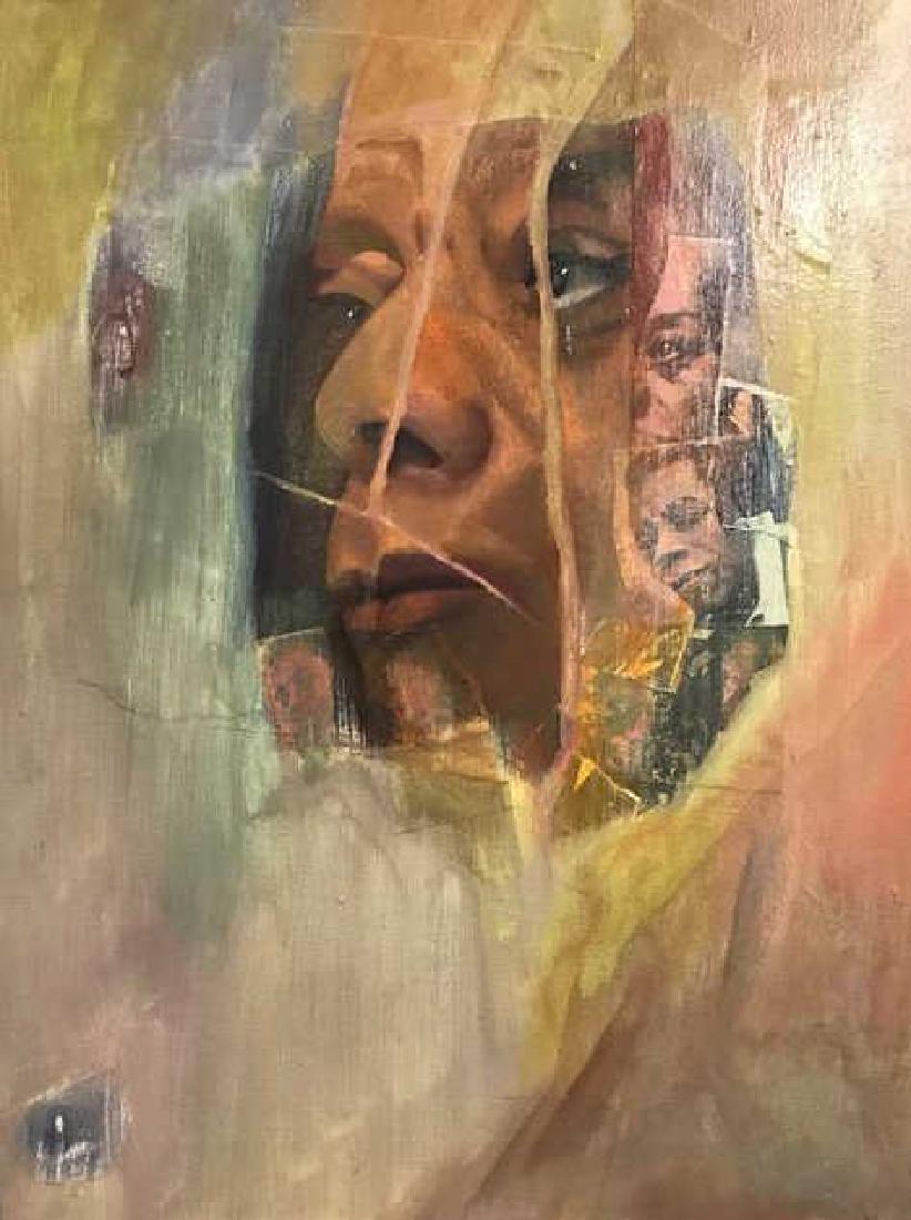 Portrait of James Baldwin (Novelist & Activist).