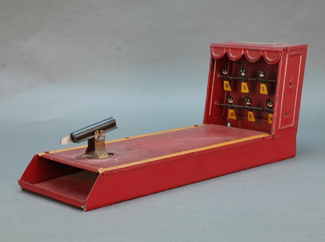 Baby Rack, (Target shoot toy) Brinkman Engineering - 2