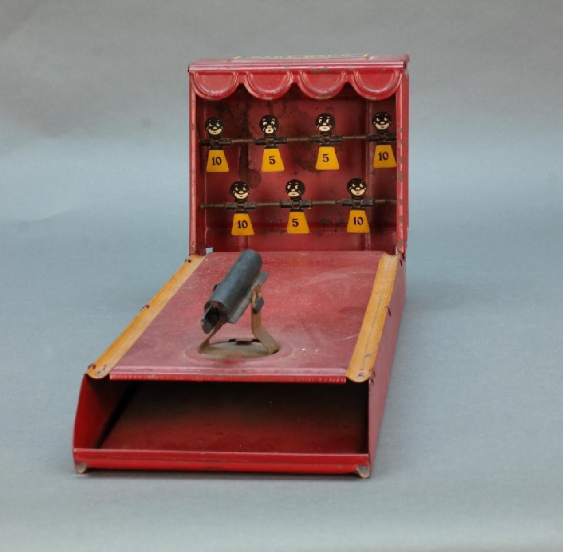 Baby Rack, (Target shoot toy) Brinkman Engineering - 3