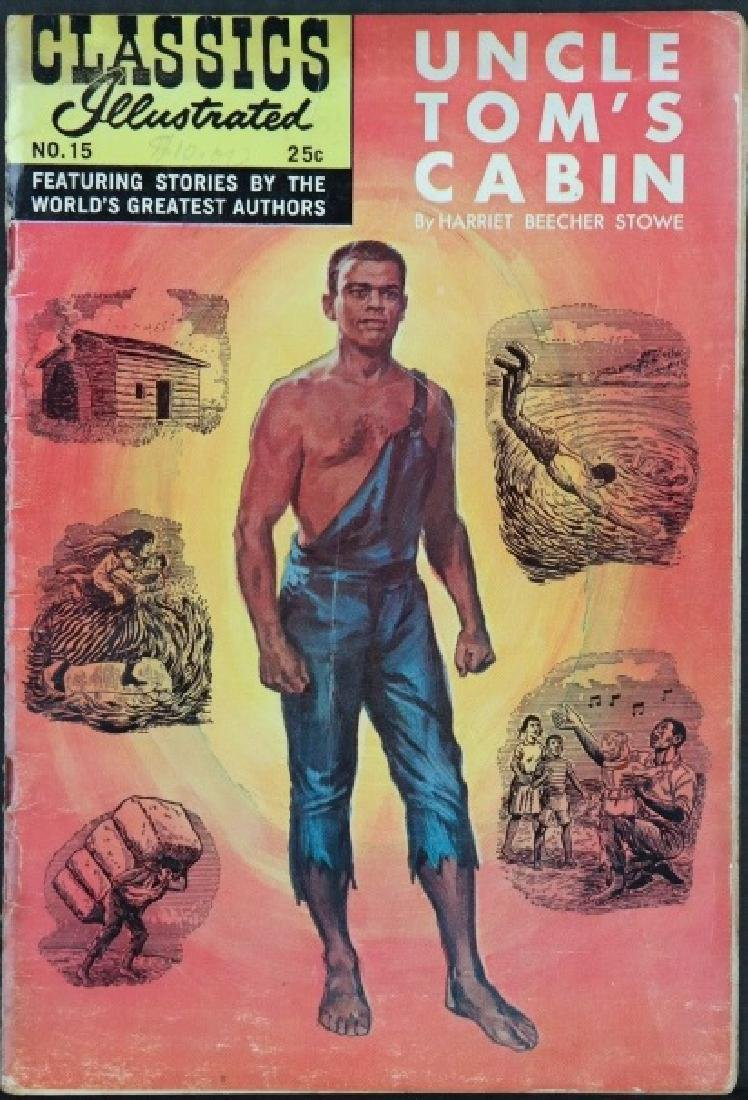 Classics Illustrated. 3 issues.