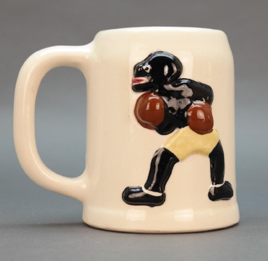 "Coffee Mug: Muscles Moe ""Muggsy."""