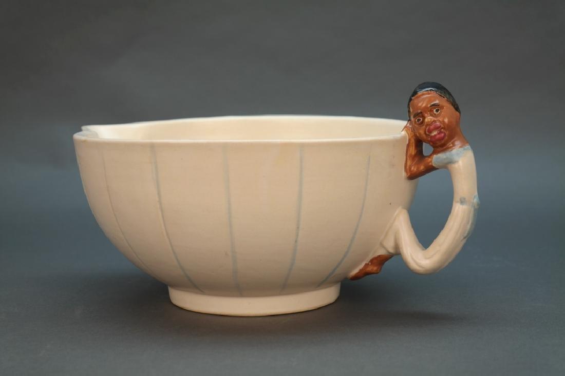 Weller batter bowl. [Ca. 1930s].